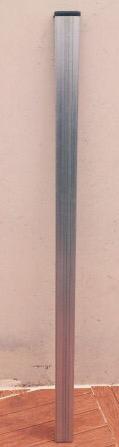 Postes hercules - fortex galvanizado 1.00 alto
