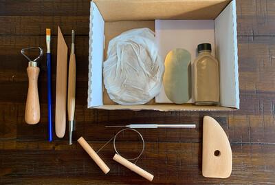 Basic Hand Building Pottery 4 Week Class
