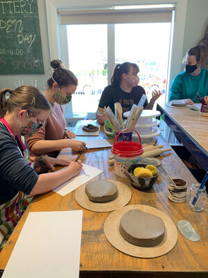 Private Pottery Class