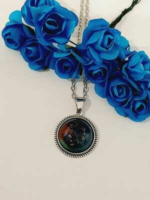 """""""Forever"""" -  Pendant Round  (Small 20mm)"""