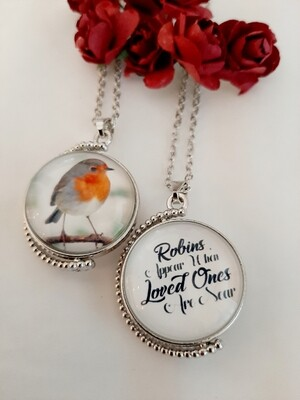 Robin Pendant (Large)