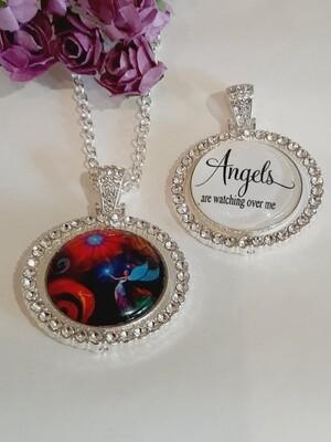 Angel Rotation Pendants