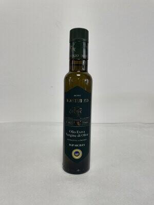 """Olio extra vergine di olivia """"IGP SICILIA""""MASTURZO"""""""