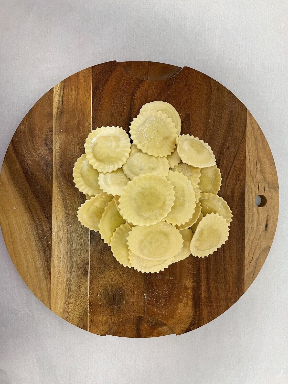Ravioli aux légumes