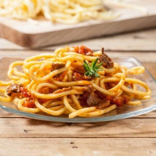 Spaghetti chitara