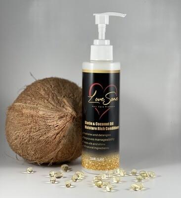 Biotin & Coconut Oil Moisture Rich Conditioner