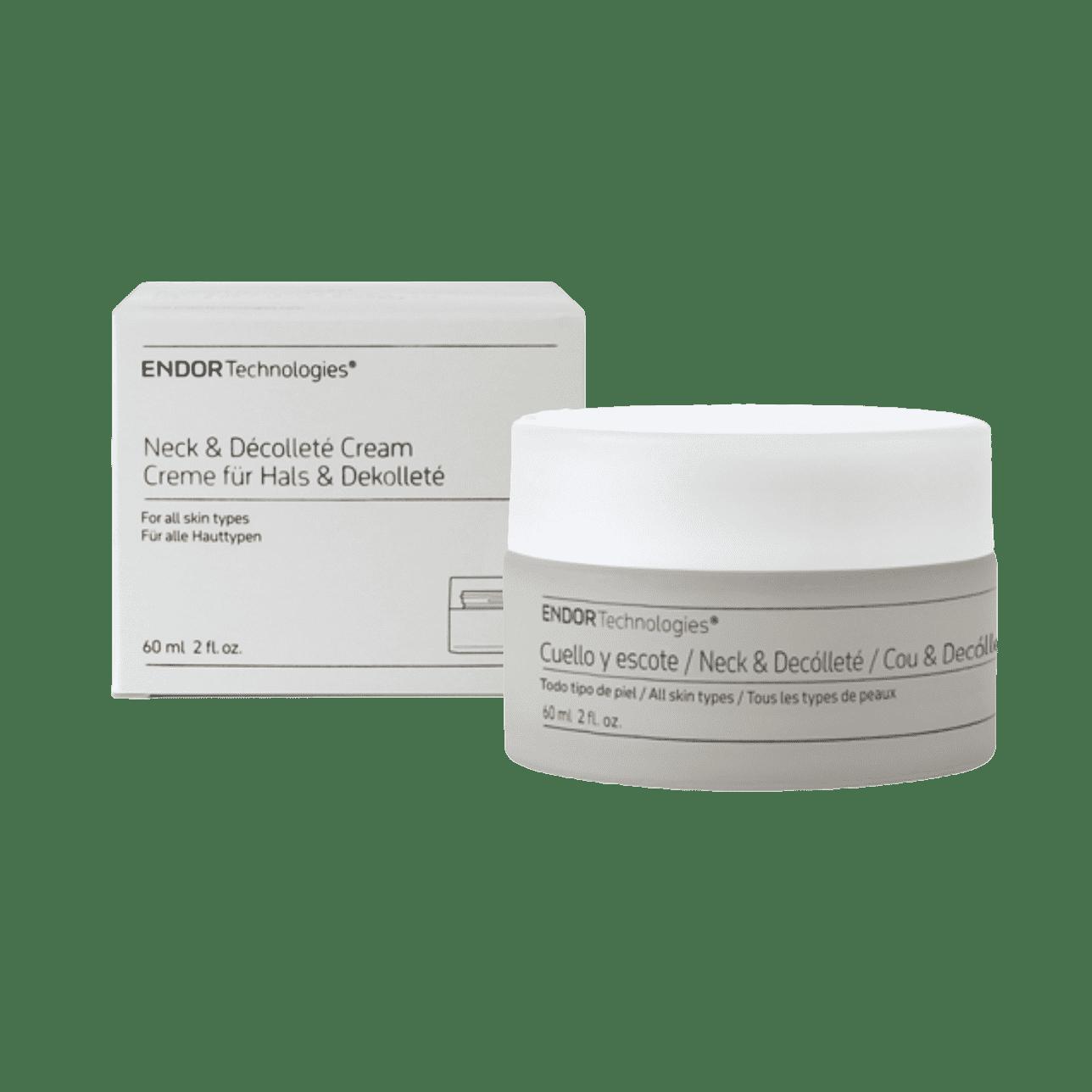 Endor Technologies Neck & Decollete Cream