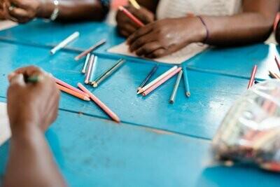 Crayons/Colored Pencils