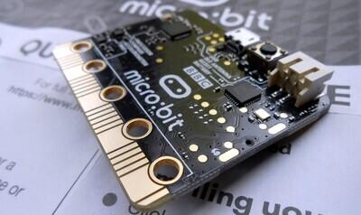 Kiddiengineer Module 1b: Extending the micro:bit and Makecode