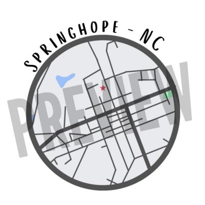 Flat Icon - Spring Hope, NC