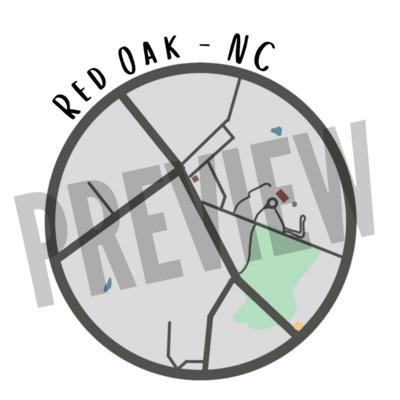 Flat Icon - Red Oak, NC