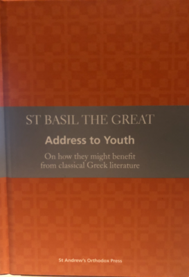 Book: St Basil the Great: Address to Youth