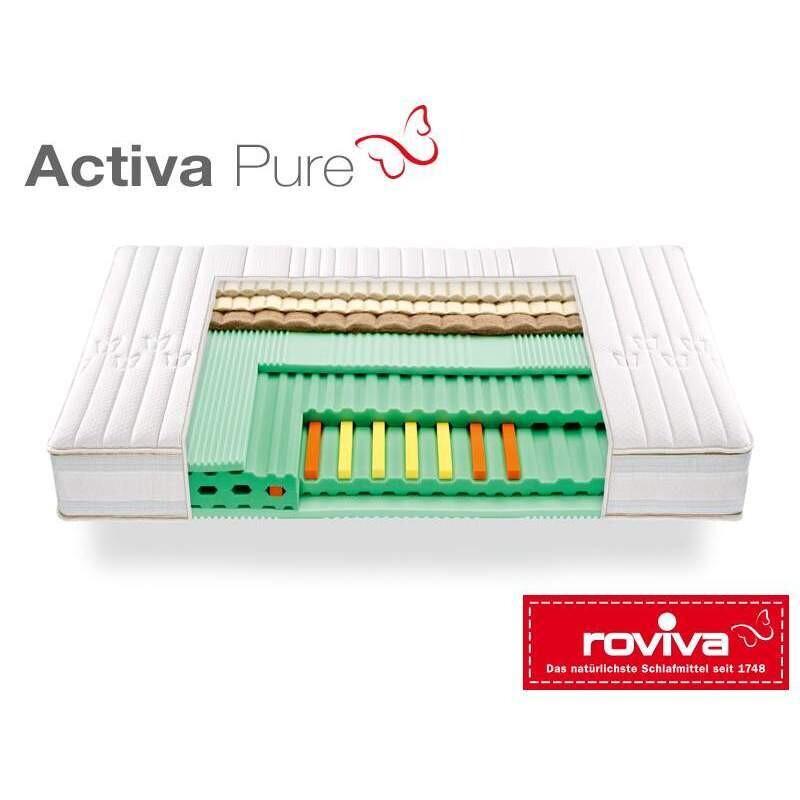 Matratzen - Roviva - activa Pure