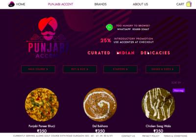 Punjabi Accent