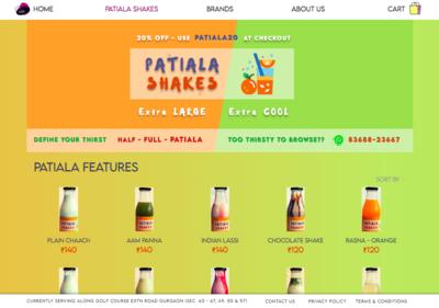 Patiala Shakes