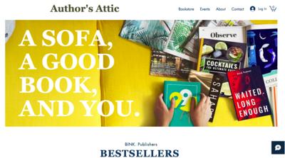 Author's Attic