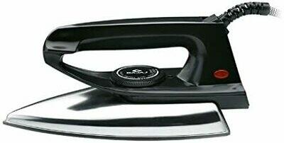Bajaj DX 2 600-Watts Light Weight Iron (Black)