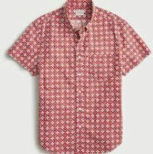 Checkered Half Sleeves Casul Shirt