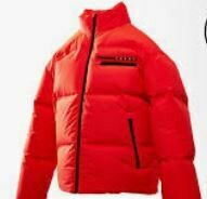 Casual Jacket, Red