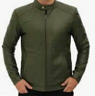 Jacket Polyester, Green