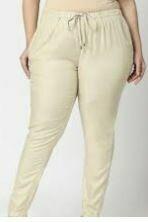 Slim Fit Cotton Trouser