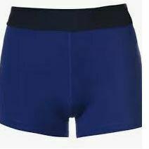 Yoga Shorts, Dark Blue