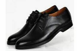Formal Lace Up Shoes, Black