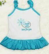 Just Born Cotton Baby Dress