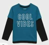 Full Sleeves Kids T-Shirt