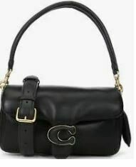 Ladies Hand Bag with Outer Pockets