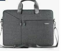 Shock Proof Laptop Bag, Grey