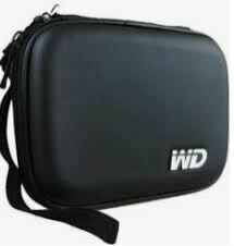 Portable HDD Hard Case, with Arm Straps