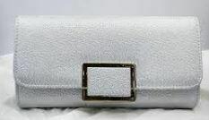 Stylish Faux Leather Clutch