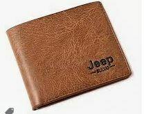 Men's Wallet, Brown