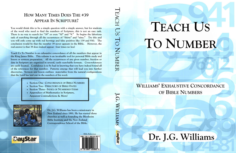 Teach Us To Number - Ebook