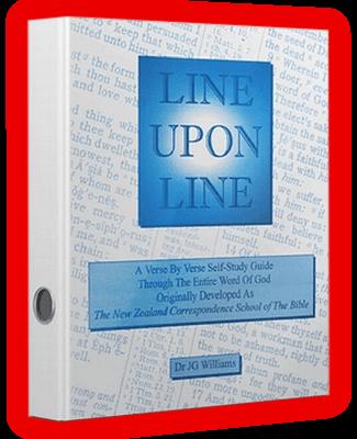 Line Upon Line - English eBook Entire Course