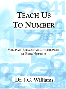 Teach Us To Number