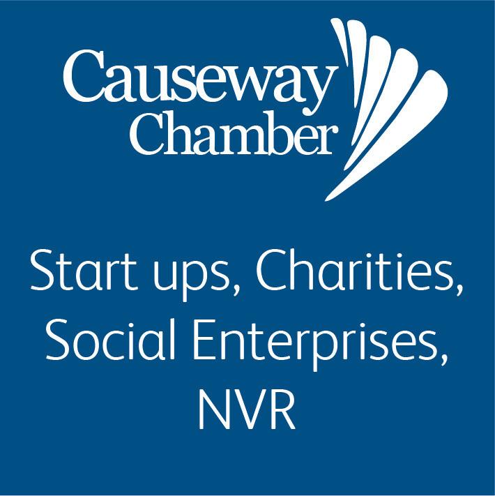 Start ups, Charities, Social Enterprises, NVR