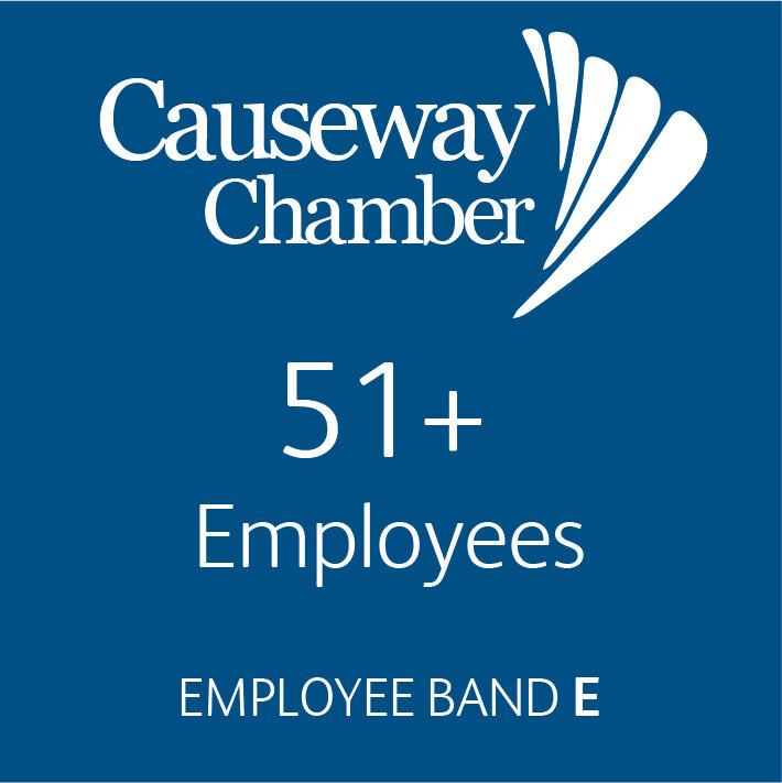 Employee Band E (51+ employees)