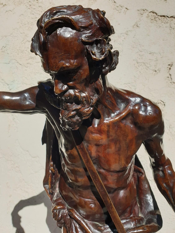 Bronze EUGÈNE MARIOTON (1854-1933)