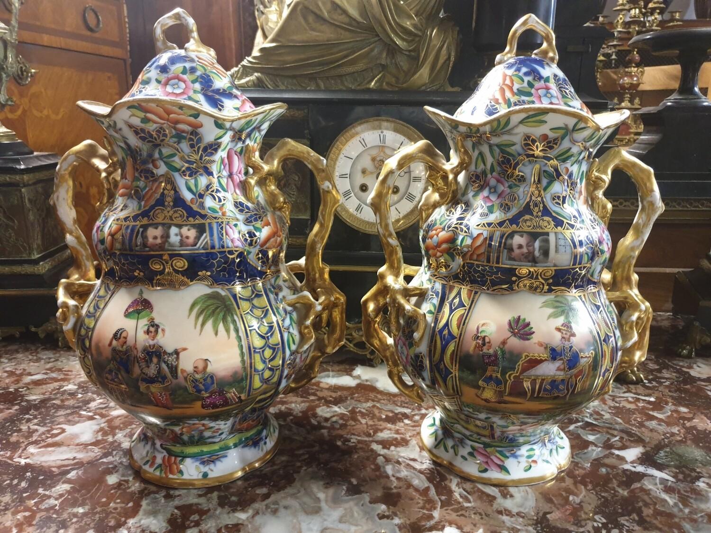 Vases Bayeux