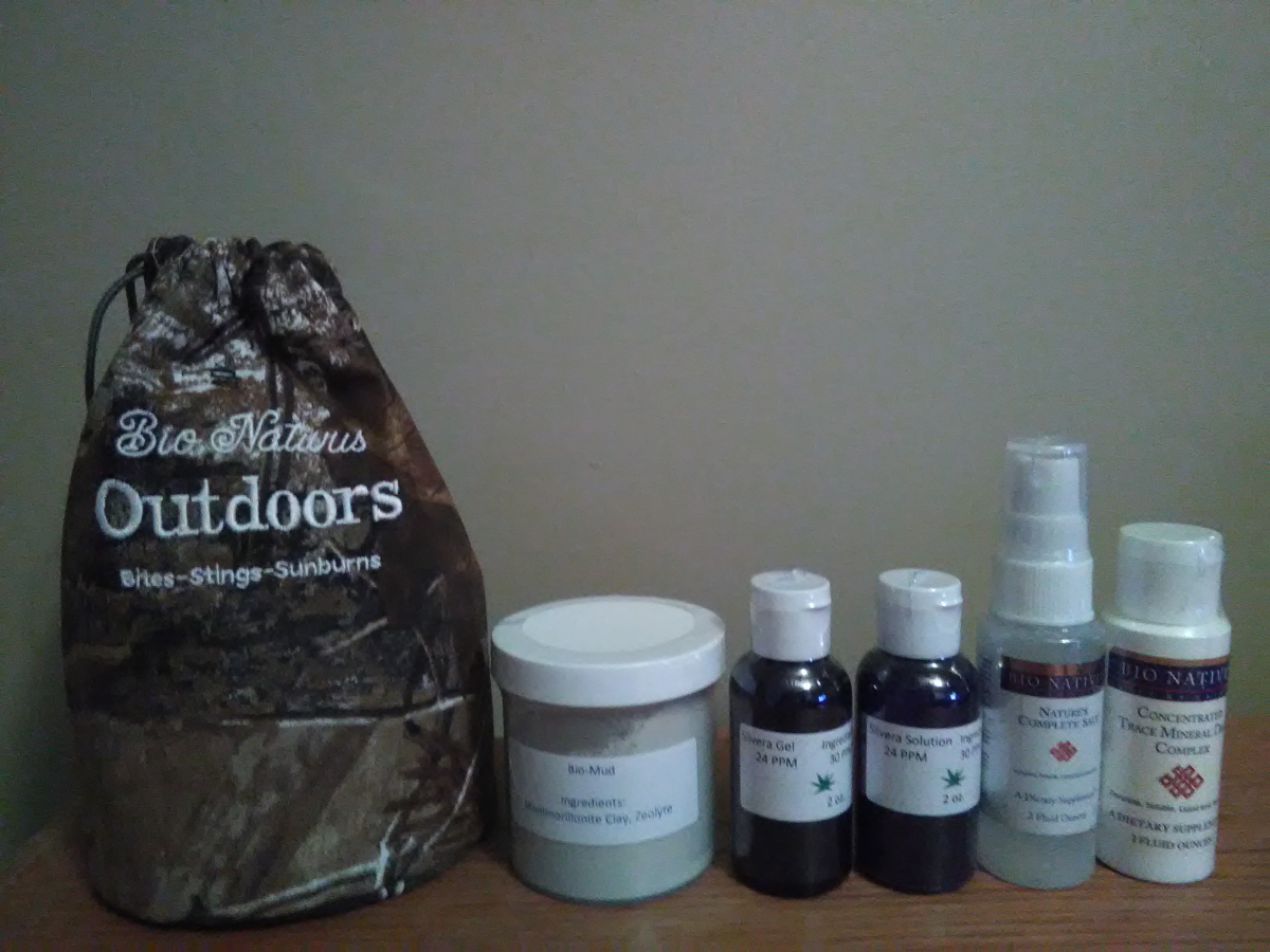 Outdoors Kit-NEW!