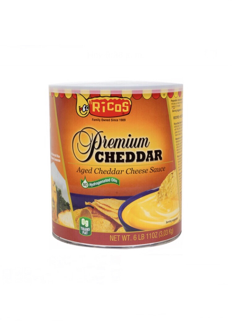Aged Cheddar cheese Sauce 3k