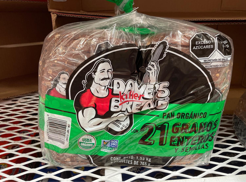 Dave's Bread Organic