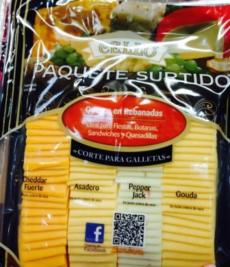 Cello Assorted Cheese Slices