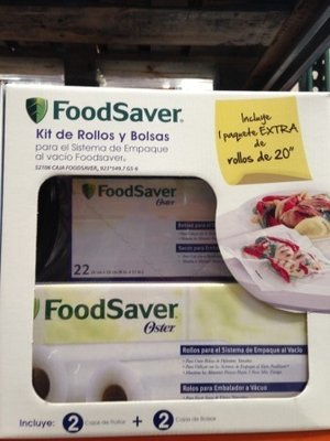 Food Saver Replacement bags