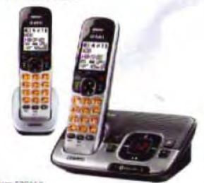 Uniden Phone w/Base and Handset