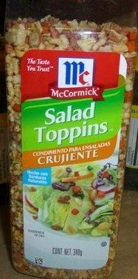 McCormick Salad Toppings