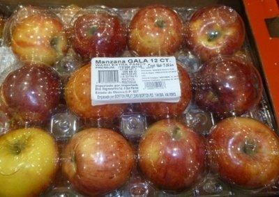 Gala Apples - 14 pieces