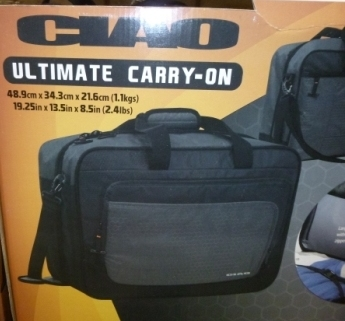 CIAO Carry-on Suitcase